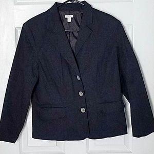 Apt 9 Ribbed Textured Blazer